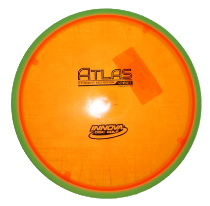 Atlas Champion Orange Green